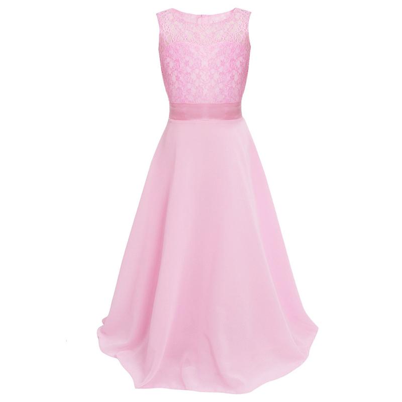 Festklänning Lacey Rosa