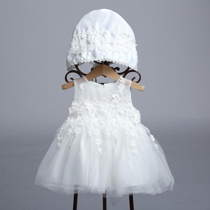 Dopklänning Maja